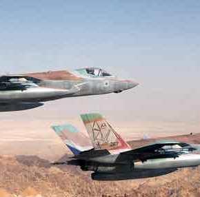 Πλήρως αόρατα τα F-35 για την ελληνική αεράμυνα: Από πού πέρασαν και τισυνέβη