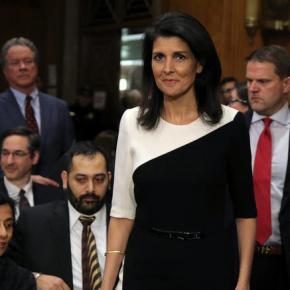 «Γεράκι» η πρεσβευτής των ΗΠΑ στον ΟΗΕ,τι είπε για τηΒ.Κορέα