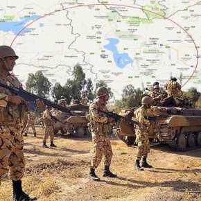 Ανοιξαν οι πύλες της κολάσεως στη Μέση Ανατολή: Ο ιρανικός στρατός σφυροκοπά το ΙρακινόΚουρδιστάν