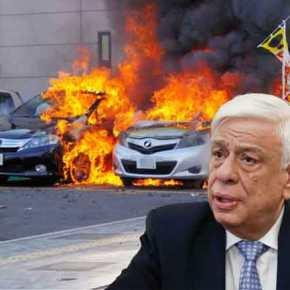 ΕΚΤΑΚΤΟ – Θα ανατίναζαν την αυτοκινητοπομπή του Προέδρου τηςΔημοκρατίας;