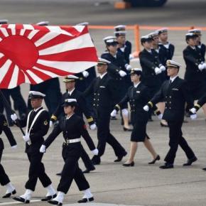 Η κρίση με την Βόρεια Κορέα φουντώνει τον ιαπωνικόμιλιταρισμό