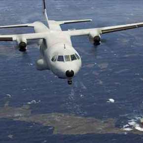 Οι Τούρκοι έστειλαν ένα CN-235 για …»Αναγνώριση» στοΑιγαίο!