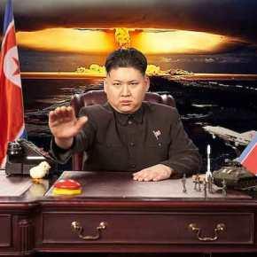 Έτοιμος να πατήσει το «κουμπί» ο Κιμ ΓιόνγκΟυν