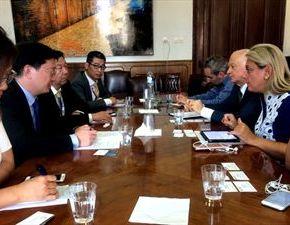 Κινεζική στήριξη στην Ελληνική ΑναπτυξιακήΤράπεζα