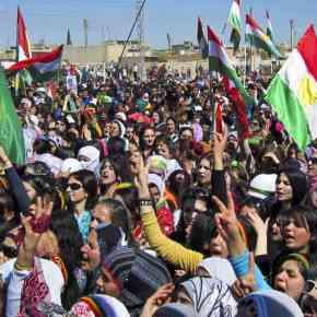 Είναι τετελεσμένο γεγονός η Κουρδία. Με ένα σμπάρο δύοτρυγόνια
