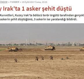 Κουρδιστάν: Αιματηρή σύγκρουση τουρκικού στρατού- Κούρδωναυτονομιστών