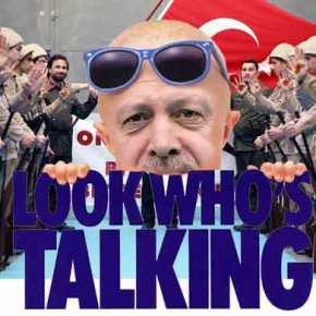 Ο Ερντογάν κατηγορεί για ναζισμό και φασισμό τους Γερμανούςπολιτικούς