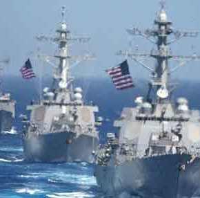 Επιδείνωση: Ναυτικό αποκλεισμό ετοιμάζει ο Ντ.Τραμπ για τηνΒ.Κορέα!