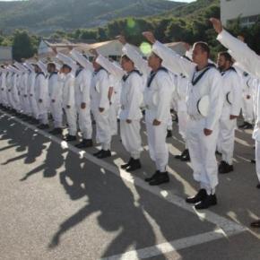 Πολεμικό Ναυτικό: Ορκίσθηκαν οι Ναύτες της 2017 Γ΄ ΕΣΣΟ –ΦΩΤΟ