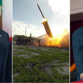Ο Κιμ απειλεί με βόμβα υδρογόνου τον «γκάνγκστερ» Τραμπ Ο Βορειοκορεάτης ηγέτης χαρακτήρισε τον Τραμπ «ψυχικά διαταραγμένο, γκάνγκστερ και κακοποιό που παίζει με τηφωτιά».