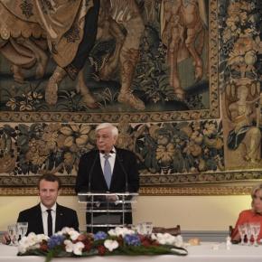 Παυλόπουλος: Αδιανόητη κάθε αμφισβήτηση της συνθήκης της Λωζάνης – Σκόπια και Τίρανα υπονομεύουν την ευρωπαϊκή τουςπροοπτική