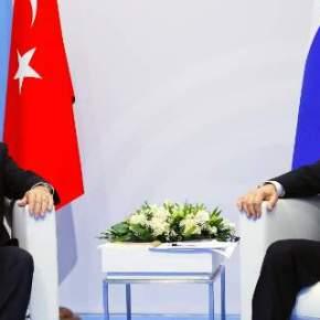 Στην Αγκυρα ο Πούτιν στο τέλος της εβδομάδας – Συνάντηση με τονΕρντογάν