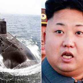 ΕΚΤΑΚΤΟ-«Αγέλη» αμερικανικών πυρηνοκίνητων υποβρυχίων μεταβαίνουν εσπευσμένα στην ΚορεατικήΧερσόνησο