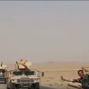 Ξεκίνησε η μάχη του Ευφράτη – Ο συριακός Στρατός πέρασε τον ποταμό και μαχητικά σφυροκόπησαν τις δυνάμεις των Κούρδων SDF – Βίντεο, εικόνες καιχάρτες