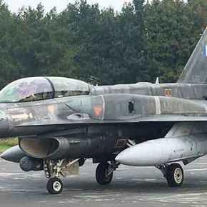 Οι Αλεπούδες της 340 με F-16 Block 52+ της 115 ΠΜ…
