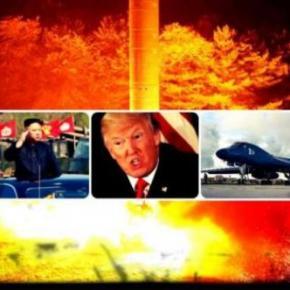 Βόρεια Κορέα: Δεν αποκλείει επίθεση ο Τραμπ – Απειλεί με μαζική στρατιωτική απάντηση οΜάτις