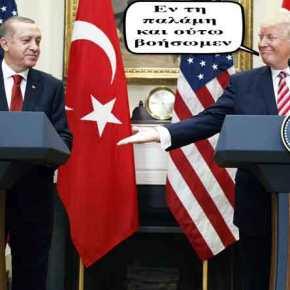 """""""Αγοράζει εμπιστοσύνη"""" ο Ερντογάν μοιράζοντας δις σε ΗΠΑ και Ευρώπη! Τι αεροπλάναπαρήγγειλε"""