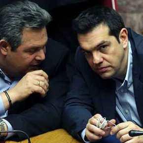 Ρήγμα στον κυβερνητικό συνασπισμό ΣΥΡΙΖΑ και ΑΝΕΛ λόγω της «Τουρκικής ΈνωσηςΞάνθης»