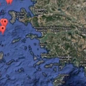 Συντηρεί την ένταση η Τουρκία – Νέες NAVTEX σε ελληνικά νησιά και στην ΚυπριακήΑΟΖ