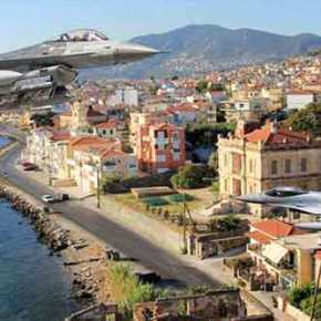 Ξεσάλωσαν οι Τούρκοι με 12 F-16 & 2 CN-235 στο Αιγαίο (40 Παραβιάσεις)…Την ώρα που εμείς περί άλλωντυρβάζουμε!