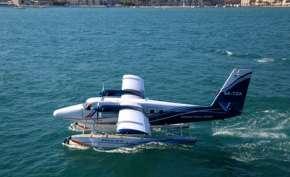 Δοκιμαστικές πτήσεις ιαπωνικού υδροπλάνου στηνΕλλάδα