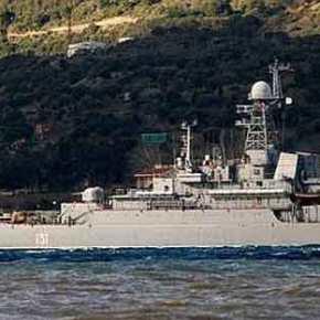 Τι έκανε το ρωσικό πολεμικό πλοίο Αζόφ στην Πελοπόννησο;(ΒΙΝΤΕΟ)
