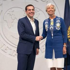 Τσίπρας – Λαγκάρντ: Συμφωνία για έγκαιρη ολοκλήρωση τηςαξιολόγησης