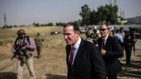 «Απεσταλμένος των ΗΠΑ πιέζει τον Άσσαντ να αναγνωρίσει κουρδικό κράτος στη βόρειαΣυρία»