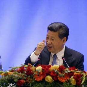Η Κίνα του Σι ανοίγει τα φτεράτης