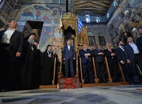 Τι έκρυβε η Επίσκεψη Πούτιν στο ΑΓΙΟΝ ΟΡΟΣ…. Γιατί 40 ΛΕΠΤΑ Χάθηκε από τα ΜάτιαΟΛΩΝ….