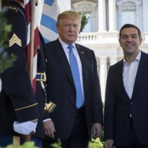 Αμερικανική στήριξη στην ελληνική οικονομία με αντάλλαγμα Σούδα καιF-16