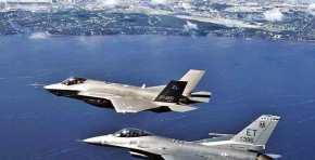 ΓΕΑ: Έξαρση της προκλητικότητας της τουρκικής πολεμικής Αεροπορίας το2017
