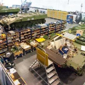 Πόσο επηρεάζει η σχέση Άγκυρας-Βερολίνου τις εξαγωγέςόπλων;
