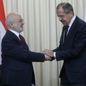 Λαβρόφ: Ενίσχυση οικονομικών σχέσεων με ΙρακινόΚουρδιστάν