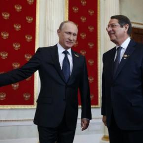 Στη «ΦΩΛΙΑ» του Βλαντιμίρ Πούτιν – Ρωσική στήριξη («Σφαλιάρα στον Ερντογάν) στοΚυπριακό
