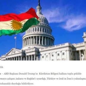 Οι ΗΠΑ προειδοποιούν Ιράκ και Τουρκία γιαΚούρδους