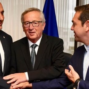 Συνάντηση Tσίπρα με Μπορίσοφ και Γιούνκερ για τη σύνδεση Sea ToSea