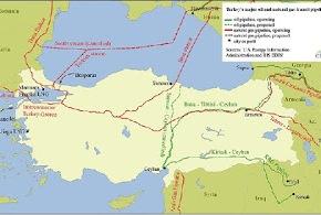 Γεωπολιτικός σεισμός: Η Μόσχα θα συνδέσει τους αγωγούς πετρελαίου και φυσικού αερίου του Κουρδιστάν με Τραπεζούντα – Ελληνικό Πόντο