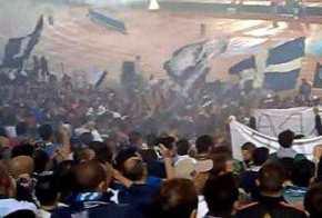 Ανατριχιαστικό: Οι οπαδοί της Νάπολι φωνάζουν μέσα στο γήπεδο ότι είναιΈλληνες!