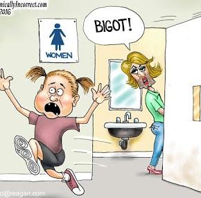 ΗΠΑ: Δήλωνε «γυναίκα», έκανε χρήση του «δικαιώματος» να μπαίνει στις γυναικείες τουαλέτες και εκεί βίασε κοριτσάκι 10χρονών