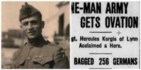 Ο Έλληνας μετανάστης που πολέμησε με τους Αμερικάνους και συνέλαβε μόνος του 256 Γερμανούς