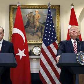Ναυάγιο στις αμερικανοτουρκικές επαφές και νέα σφοδρή προσωπική επίθεση Ερντογάν κατάΤραμπ
