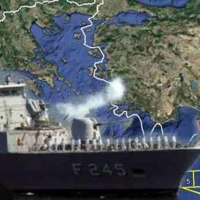 Ανεβάζει κατακόρυφα την ένταση σε Αιγαίο και ανατολική Μεσόγειο ηΤουρκία