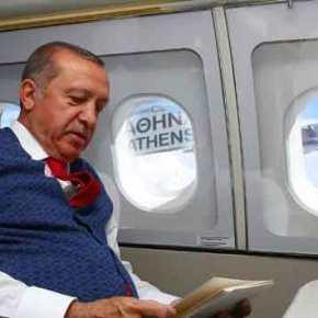 Επίσκεψη Ερντογάν στην Αθήνα ανακοίνωσε οΚοτζιάς