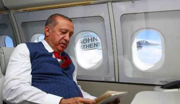 Αποτέλεσμα εικόνας για επίσκεψη ερντογάν αθήνα