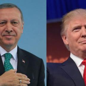Ερντογάν για ΗΠΑ: Παίζουν βρώμικα παιχνίδια πίσω απο την πλάτημας
