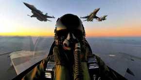 Έλληνες πιλότοι έχουν «εγκλωβίσει» τουρκικά F-16 έτοιμοι να πατήσουν το κόκκινοκουμπί