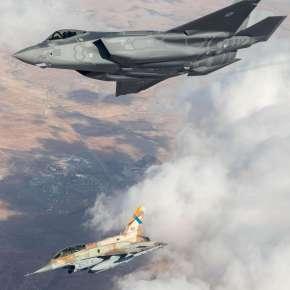 News or Fake News: Χτύπησαν συριακοί S-200 ισραηλινόF-35I;