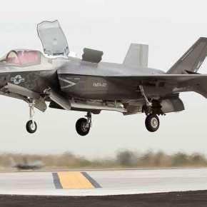 Εκτός από τα 100 συμβατικά F-35 η Τουρκία αγοράζει και κάθετης απο-προσνήωσης για το αεροπλανοφόροτης!