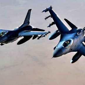 Με τα VIPER λένε «Αντίο» τα τουρκικάF-16